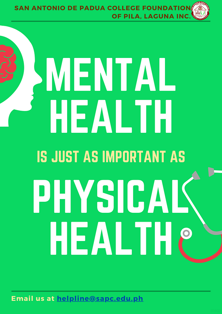 Mental HEalth, Physical Health